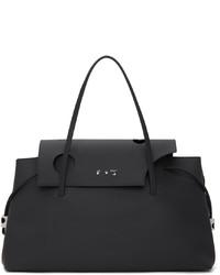 Off-White Black Burrow 38 Duffle Bag