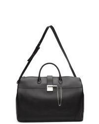 Amiri Black Jumbo Jax Duffle Bag