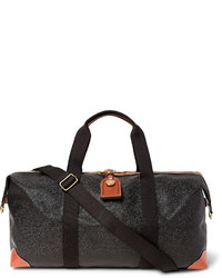 Mulberry Medium Clipper Pebble Grain Leather Holdall