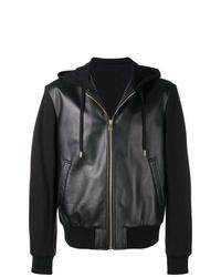 Versace Medusa Icon Studded Jacket