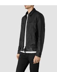 91a7cbd40582 ... AllSaints Lark Leather Jacket
