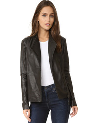 Cleo leather jacket medium 794736