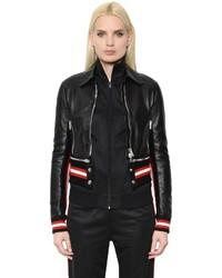 Givenchy Transformer Nappa Leather Jacket