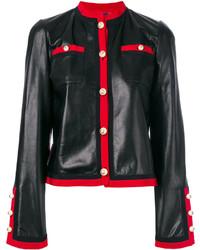 Gucci Grosgrain Trim Jacket