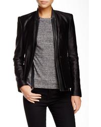 J Brand Hilary Zip Jacket
