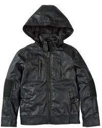 Urban Republic Nappa Faux Leather Jacket