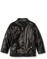 Urban Republic Toddler Boys Faux Leather Jacket