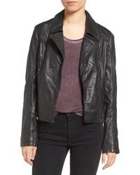 Trinity leather jacket medium 963907