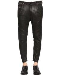 17cm fayza crop leather effect joggjeans medium 4416833