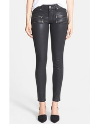 Edgemont coated ultra skinny jeans medium 255229
