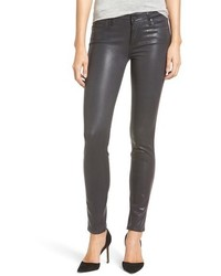 Transcend verdugo coated ultra skinny jeans medium 3639180