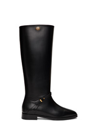 Gucci Black Rosie Tall Boots