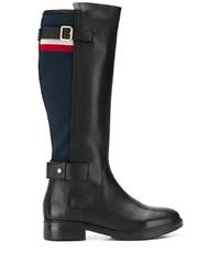 Tommy Hilfiger Blanket Detail Knee High Boots