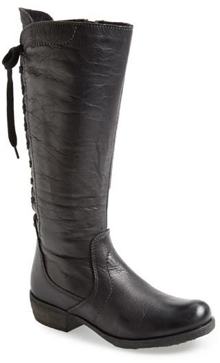 Bos Amp Co Krisper Knee High Waterproof Leather Boot