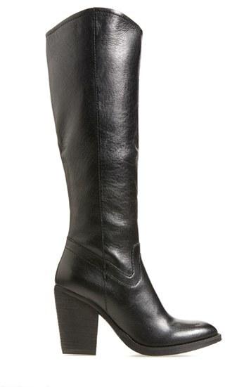1a9a3543533 Steve Madden Carrter Knee High Leather Boot