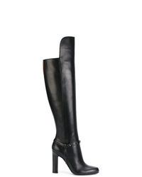 Versace Knee Length Boots