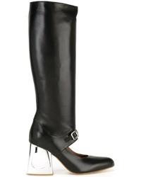 Marni Mary Jane Knee Boots