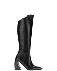 MARQUES ALMEIDA Marquesalmeida Curved Heel Boots