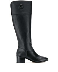 MICHAEL Michael Kors Michl Michl Kors Knee Length Logo Plaque Boots