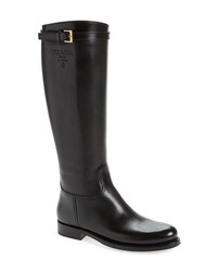 Prada Novo Knee High Boot