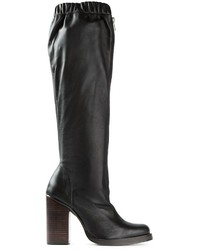 Opening Ceremony Elasticated Knee High Boots