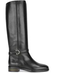 Salvatore Ferragamo Famous Knee High Boots