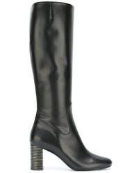 Salvatore Ferragamo Knee High Boots