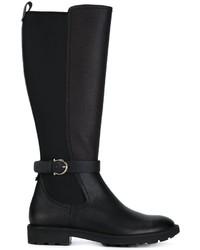 Salvatore Ferragamo Knee Length Boots