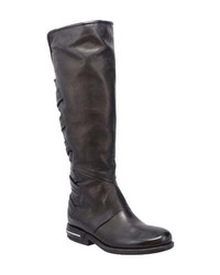 A.S.98 Teagan Woven Knee High Boot