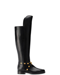 Versace Tribute Knee High Boots