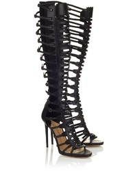 Paul Andrew Black Athena Gladiator Heels