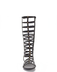 f3f0b3de94f076 ... N.Y.L.A. Nyla Marketta Knee High Gladiator Sandals ...