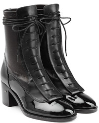 Laurence Dacade Ankle Boots With Patent Leather