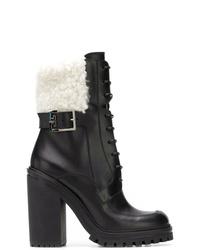 Givenchy Aviator Boots