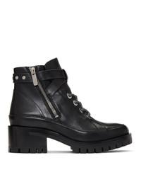 3.1 Phillip Lim Black Hayett Boots