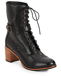 Wolverine Blixen Leather Lace Up Boots