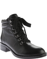 Gentle Souls Brooklyn Lace Up Boot Saddle Leather Boots