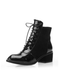 doremo Must Have Lace Up Ankle Boots