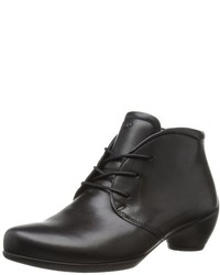 Ecco Sculptured Lace Bootie