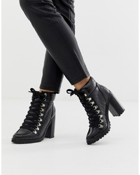 New Look Ed Boot In Black