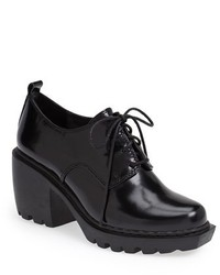 Opening Ceremony Grunge Oxford Bootie