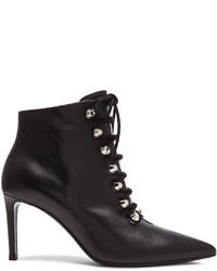 Balenciaga Lace Up Ankle Bootie