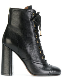 Lace up ankle boots medium 6368364