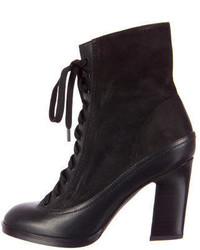 Rag & Bone Lace Up Ankle Boots