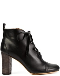 Derek Lam Lace Up Ankle Boots