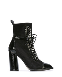 Casadei Lace Up Boots