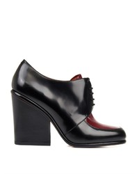 Marc by Marc Jacobs Boy Meets Girl Wedge Oxford Shoes