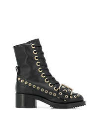 N21 lace up ankle boots medium 8341851