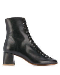 BY FA R Lace Up Ankle Boots