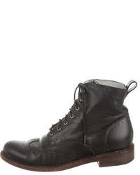 Rag & Bone Wingtip Ankle Boots